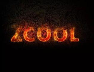 PS教程:火焰字,设计燃烧的描边字教程